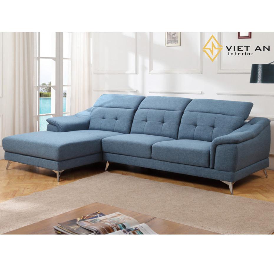 Ghế Sofa phòng khách bọc vải sang trọng