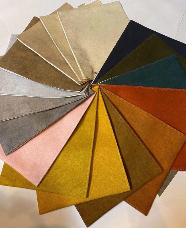 Màu sắc ghế bập bênh đa dạng