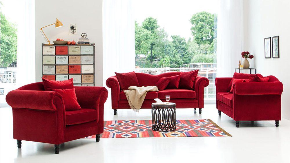 Sofa tân cổ điển mang vẻ đẹp hiện đại